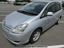 Used 2005 TOYOTA COROLLA SPACIO BH260326 for Sale for Sale