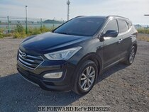 Used 2013 HYUNDAI SANTA FE BH261210 for Sale for Sale