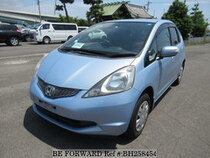 Used 2009 HONDA FIT BH258454 for Sale for Sale