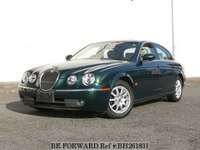2005 JAGUAR S-TYPE 2.5 V6 SE PACKAGE