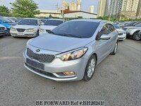 2013 KIA K3 TREND S-KEY REAL MILEAGE