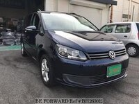 2014 VOLKSWAGEN GOLF TOURAN