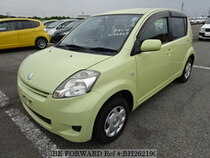 Used 2007 TOYOTA PASSO BH262190 for Sale for Sale