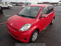 Used 2008 TOYOTA PASSO BH262270 for Sale for Sale