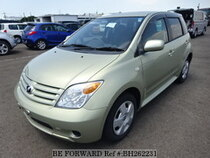 Used 2005 TOYOTA IST BH262231 for Sale for Sale