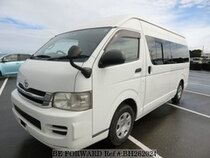 Used 2008 TOYOTA HIACE VAN BH262024 for Sale for Sale