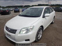 Used 2009 TOYOTA COROLLA AXIO BH262135 for Sale for Sale