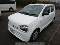 Used 2015 SUZUKI ALTO BH263321 for Sale for Sale