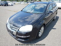 Used 2008 VOLKSWAGEN GOLF VARIANT BH263388 for Sale for Sale