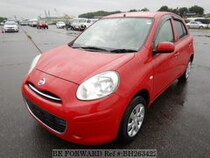 Used 2011 NISSAN MARCH BH263422 for Sale for Sale