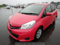 Used 2013 TOYOTA VITZ BH263456 for Sale for Sale