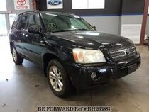 Used 2006 TOYOTA HIGHLANDER BH263887 for Sale for Sale