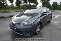 Used 2015 TOYOTA COROLLA ALTIS BH265983 for Sale for Sale