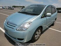 Used 2003 TOYOTA COROLLA SPACIO BH265169 for Sale for Sale