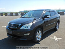 Used 2008 TOYOTA HARRIER BH265205 for Sale for Sale