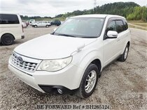 Used 2011 SUBARU FORESTER BH265124 for Sale for Sale
