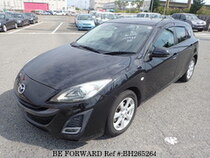 Used 2010 MAZDA AXELA SPORT BH265264 for Sale for Sale