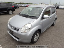 Used 2012 TOYOTA PASSO BH265371 for Sale for Sale