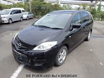 Used 2010 MAZDA PREMACY BH265409 for Sale for Sale