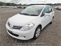 Used 2012 NISSAN TIIDA LATIO BH265451 for Sale for Sale