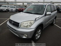 Used 2005 TOYOTA RAV4 BH265158 for Sale for Sale