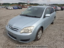 Used 2005 TOYOTA COROLLA RUNX BH265431 for Sale for Sale