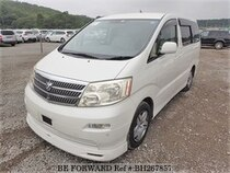 Used 2003 TOYOTA ALPHARD BH267857 for Sale for Sale
