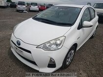 Used 2013 TOYOTA AQUA BH265774 for Sale for Sale