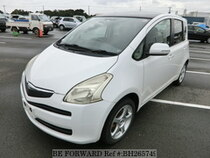Used 2006 TOYOTA RACTIS BH265749 for Sale for Sale