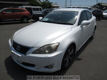 Used 2008 LEXUS IS BH265725 for Sale for Sale