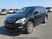 Used 2006 TOYOTA HARRIER BH265818 for Sale for Sale