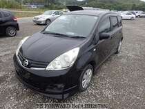 Used 2011 NISSAN NOTE BH267882 for Sale for Sale