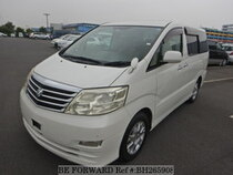 Used 2007 TOYOTA ALPHARD BH265908 for Sale for Sale