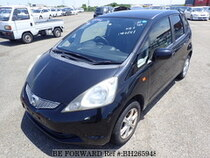 Used 2009 HONDA FIT BH265948 for Sale for Sale