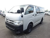 Used 2011 TOYOTA HIACE VAN BH265954 for Sale for Sale