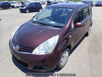 Used 2011 NISSAN NOTE BH265946 for Sale for Sale