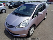 Used 2009 HONDA FIT BH265941 for Sale for Sale