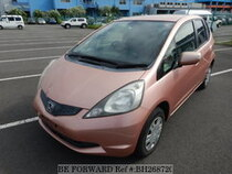 Used 2010 HONDA FIT BH268720 for Sale for Sale