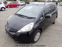 Used 2011 HONDA FIT BH268631 for Sale for Sale