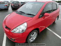 Used 2003 HONDA FIT BH268680 for Sale for Sale