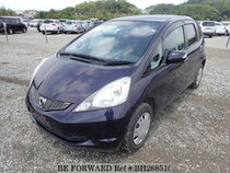 Used 2009 HONDA FIT BH268510 for Sale for Sale