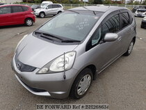 Used 2009 HONDA FIT BH268634 for Sale for Sale