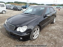 Used 2005 MERCEDES-BENZ C-CLASS BH268536 for Sale for Sale
