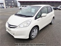 Used 2013 HONDA FIT HYBRID BH268644 for Sale for Sale