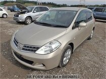 Used 2009 NISSAN TIIDA BH268521 for Sale for Sale
