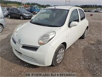 Used 2009 NISSAN MARCH BH268523 for Sale for Sale