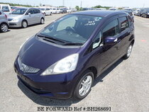 Used 2009 HONDA FIT BH268691 for Sale for Sale