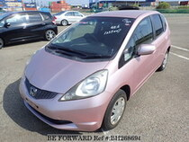 Used 2009 HONDA FIT BH268694 for Sale for Sale