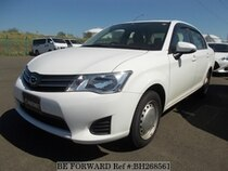 Used 2015 TOYOTA COROLLA AXIO BH268561 for Sale for Sale