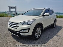 Used 2013 HYUNDAI SANTA FE BH271656 for Sale for Sale